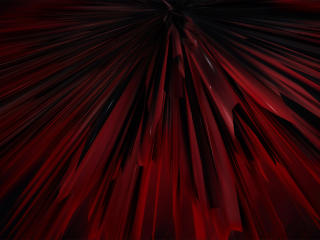 Abstract Red Design background
