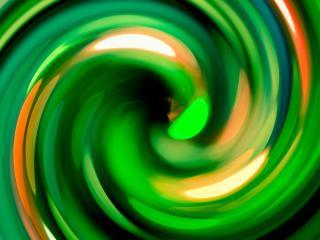 Abstract Spiral Spin wallpaper