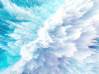 Abstract Wave HD Digital Art 2021 wallpaper