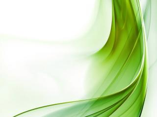 abstraction, green, white wallpaper