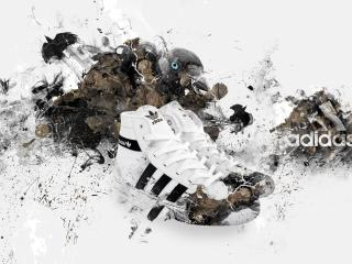 adidas, sneakers, shoes wallpaper