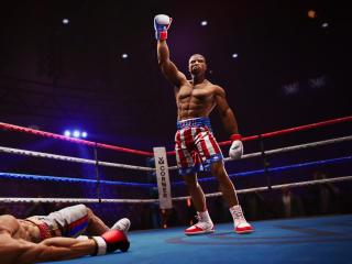 Adonis Creed Big Rumble Boxing HD Gaming wallpaper