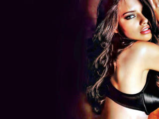 Adriana Lima Hot HD Images  wallpaper