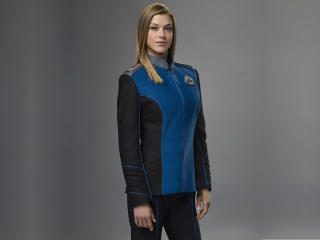 Adrianne Palicki The Orville Season 2 Poster wallpaper