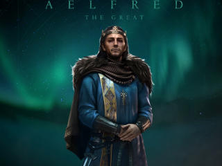 Aelfred The Great Assassins Creed wallpaper
