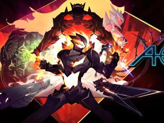 Aeon Must Die HD Gaming wallpaper