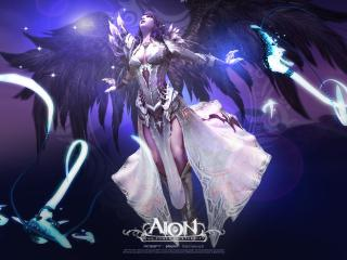 aion the tower of eternity, man, arm wallpaper