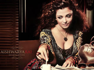 Aishwarya Rai latest photos wallpaper