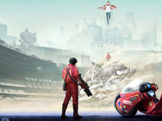 HD Wallpaper | Background Image Akira Anime