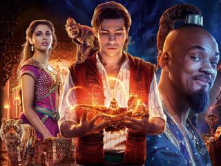 Aladdin Movie 2019 wallpaper