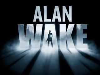 Alan Wake Key Art wallpaper