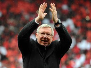 alex ferguson, football player, football coach wallpaper