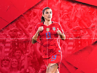 Alex Morgan 2019 wallpaper