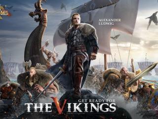 Alexander Ludwig HD Rise of Kingdoms wallpaper