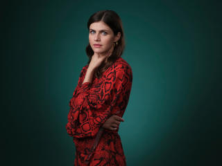 Alexandra Daddario 2019 Photoshoot wallpaper