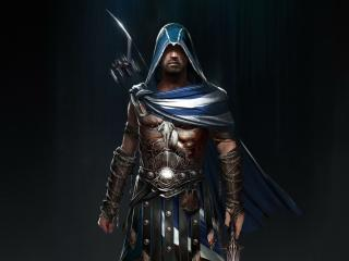 Alexios Assassins Creed wallpaper