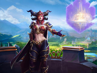 Alexstrasza World Of Warcraft wallpaper