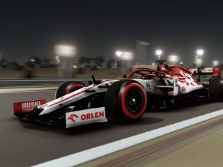 Alfa Romeo ORLEN F1 2020 wallpaper