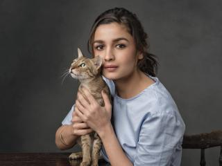 Alia Bhatt 4K wallpaper