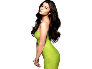 Alia Bhatt In Green Pics wallpaper