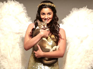 Alia Bhatt Shoots For PETA wallpaper