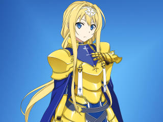 Alice Sword Art Online Alicization wallpaper