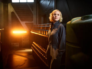 Alison Pill Star Trek Picard wallpaper