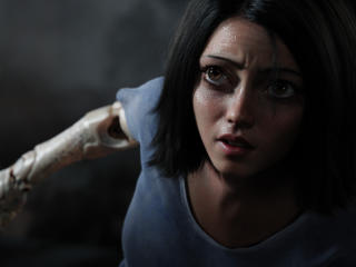 Alita Battle Angel 2018 Movie wallpaper