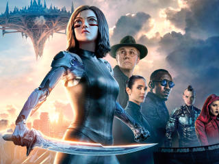 Alita Battle Angel 2019 Movie wallpaper