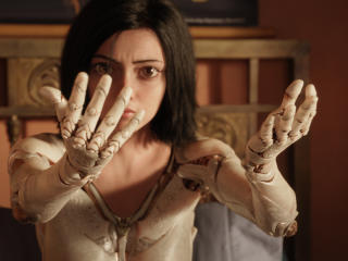 Alita Battle Angel Anime Movie 2018 wallpaper