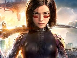 Alita Battle Angel wallpaper