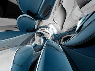 alloy, blue, white wallpaper