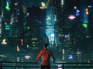 Altered Carbon 2018 wallpaper