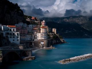 Amalfi Coast Italy wallpaper