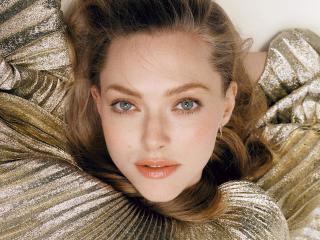 Amanda Seyfried Face 2021 wallpaper