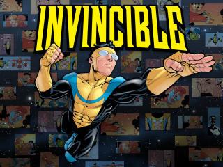 Amazon Invincible Comic Season 1 wallpaper