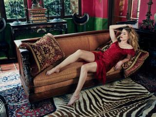 Amber Heard 2017 Photoshoot wallpaper