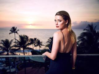 Amber Heard 2019 wallpaper