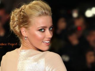 Amber Heard At Award Photos wallpaper