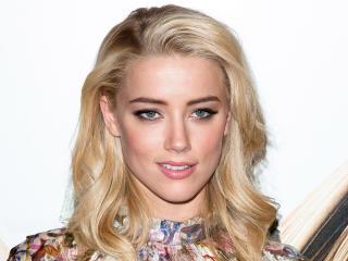 Amber Heard Charming Hd Image wallpaper