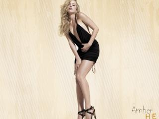 Amber Heard Glamorous Pics wallpaper