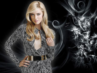Amber Heard Gorgeous Hd Photos wallpaper