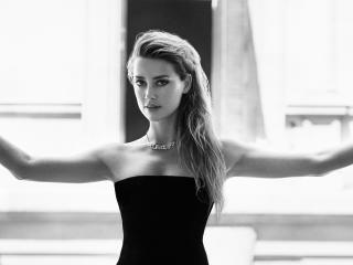Amber Heard Marie Claire wallpaper