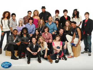 american idol, american idol the search for a superstar, main characters wallpaper