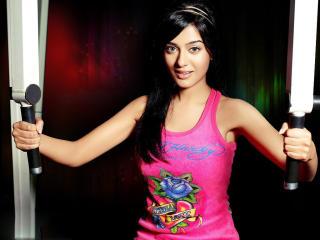 Amrita Rao Red Hot Pics wallpaper