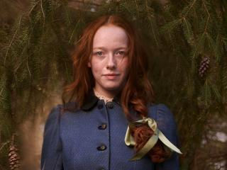 Amybeth McNulty in Anne with an E wallpaper