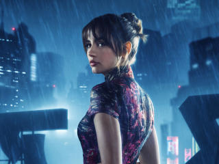 Ana De Armas As Joi In Blade Runner 2049 wallpaper