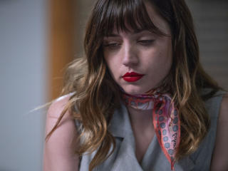 Ana de Armas The Night Clerk 2020 wallpaper