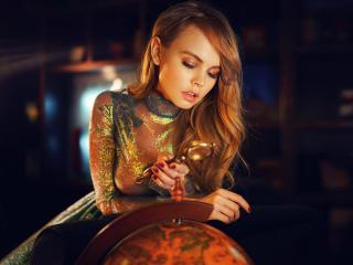 Anastasia Scheglova Portrait wallpaper