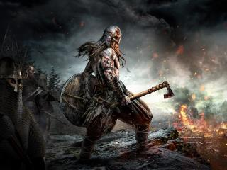 Ancestors Legacy wallpaper
